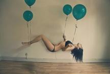 Balloons / by Bernadette @ Dette Snaps