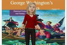 George Washington's Socks / by Amy Hawkins