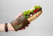 Packaging –– Food / by Wojciech Zalot