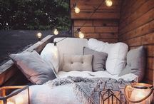 Outdoor Chill space