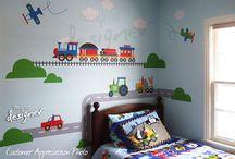 Jack's toddler bedroom