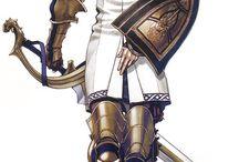 RPG/Fantasy Characters