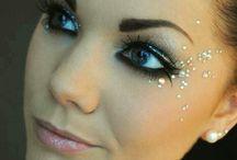 Crystal make up