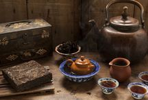 Mang Fe Shan / Mang Fe Shan Shou Pu-erh Tea - Transported from ancient times - old-world crafting for the modern drinker.