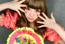 Kyary / by Camille Contreras