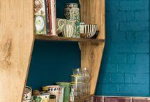Estilo Shabby Chic - Bruguer / El estilo Shabby Chic suele ser considerado una variedad del estilo vintage. La razón es que ambos estilos se caracterizan por muebles y accesorios para la casa con un cierto aspecto de usado o desgastado.