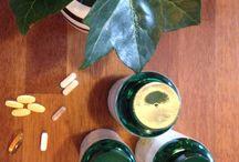 Kosttilskud / Kosttilskud som jeg kan optage og har en stor indvirkning på mig..