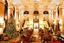 Thanksgiving at Palmer House Chicago