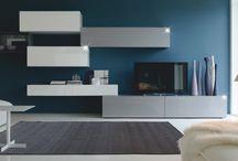 Obývací pokoje / Nábytek do obývacího pokoje je důležitou součástí každého domova. Na výběr máte buď kompletní obývací stěny a nebo obývací programy, které nabízejí jednotlivé komponenty, ze kterých si můžete sestavit obývací pokoj podle Vašich představ a prostorových možností.
