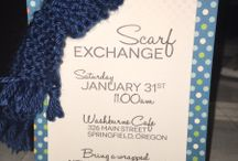 Scarf Exchange Party