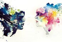 art / by Becca Coy