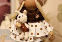 Adorables poupées