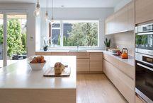 Кухня новый дом
