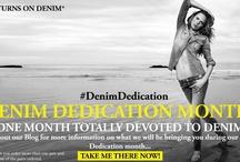 #DenimDedication