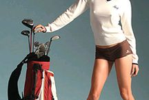Women of the LPGA Tour! / It's about looking good on AND off the course. These ladies show it best! Athletic, sexy, and sophisticated - we love the ladies of the LPGA!