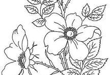 flores para pin