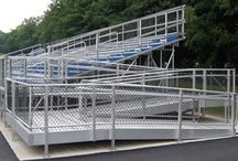 Bleachers / Reliable Seating - Offering a wide range of grandstands and bleachers, including custom seating, to meet your exact seating requirements. Learn more at http://www.premierparkplay.com/playground-equipment/ or call 617-244-3317.