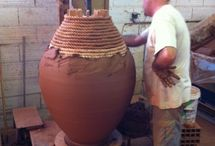 Pottery,ceramics,keramikk