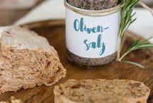 Salze, Zucker, Gewürze, Aroma