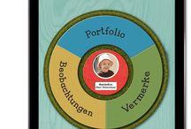 Die Kita-App stepfolio / stepfolio ist ein neuartiges, elektronisches Dokumentationssystem für Kindergärten, Krippen und Horte. Nach intensiver Konzeption mit ausgewählten Piloteinrichtungen hat ergovia mit stepfolio ein umfassendes und einzigartiges Werkzeug zur Beobachtungsdokumentation, Portfolioarbeit und für Notizen entwickelt: https://stepfolio.de/