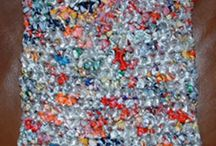 Recycle - Plastic bags / by Debra Buckland