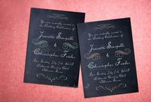 Engagement Invites / by Chrissy Argao