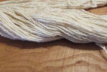 lana tors țesut