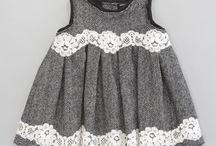 Мирра / Идея девичьего платья