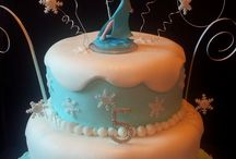 Frozen cake / Birthday cakes