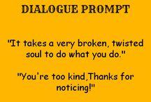 Dialogue Prompts