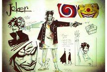 Gerard Way's Art