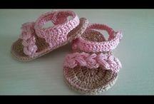 Sandali neonato