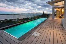 Lap Pools Taupo / See this stunning lap pool from Taupo
