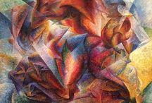 Pinturas e ilustraciones digitales. Arte / by lidia
