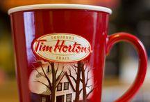 Tim Horton mugs