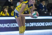 Imoco Volley Conegliano 17 novembre 2013 / IMOCO VOLLEY – IHF FROSINONE 3-1 (25-16, 25-17, 13-25, 25-20)