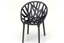 Vegetal Chair / Designed by Bouroullec. Produced by Vitra