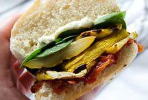 Sammiches + Burgers + Wraps