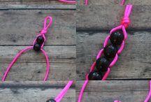 pulseras de cuerdas