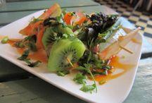 Notre Cuisine aux Superaliments - Our Superfoods' cuisine!