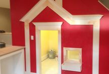 BBB Playhouse Designs / Make your kids a part of the design!