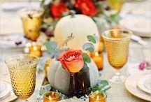 Automne à table / L'automne, c'est un festival de saveurs et de couleurs !