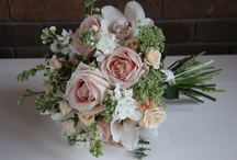 Manor House Hotel Wedding / Wedding flowers - November wedding