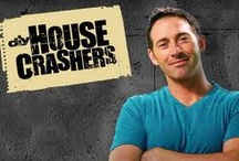 House Crashers / We are fortunate enough to supply the blinds to many of the home owners who get  the chance to be on our favorite and popular TV show House Crashers hosted by the adored and popular Josh Temple whom has our blinds in his personal home.