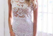 White Out / Feeling a little heavenly, HerJunction's all White Dresses.