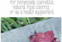 Natural Colorants