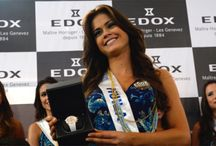 Miss Puntualidad / Edox is the official partner of Miss Puntualidad