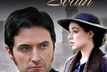 North & South / North & South by Elizabeth Gaskell / by Danielle Dickinson