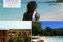 Sandra's Vibes: my Jamaica / Getting inspired by nature and culture and exploring the local way of this Caribbean Island? Go on adventure with Rappa Rasta tours Jamaica! One love & Respect