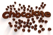 Yummy Chocolate!! / choc·o·late /ˈCHäk(ə)lit,ˈCHôk-/ noun noun: chocolate a food preparation in the form of a paste or solid block made from roasted and ground cacao seeds, typically sweetened.